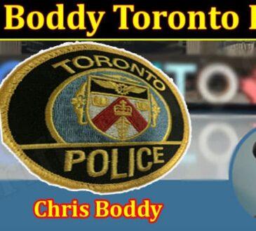 Latest News Chris Boddy Toronto Police