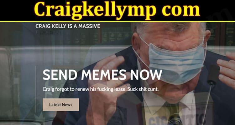 Latest News Craigkellymp