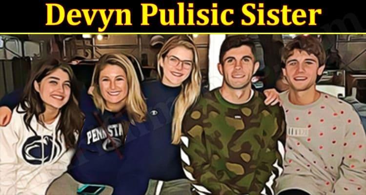 Latest News Devyn Pulisic Sister