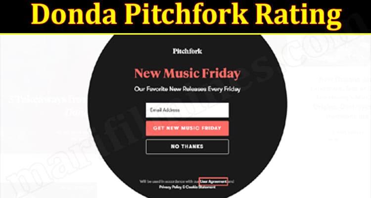 Latest News Donda Pitchfork Rating