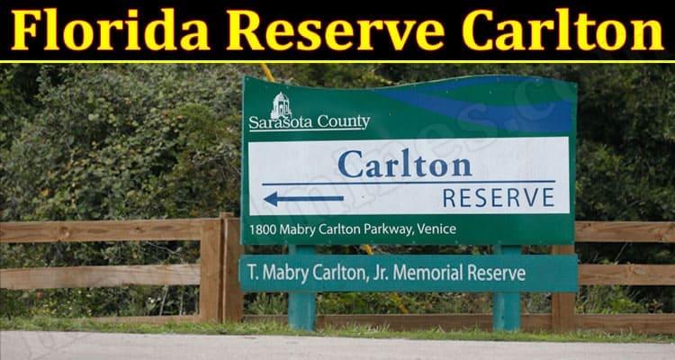 Latest News Florida Reserve Carlton