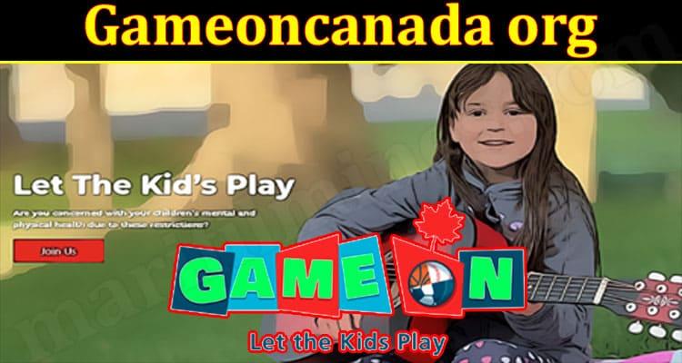 Latest News Gameoncanada org