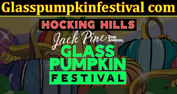 Latest News Glasspumpkinfestival