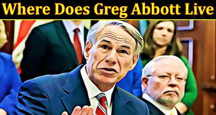 Latest News Greg Abbott Live