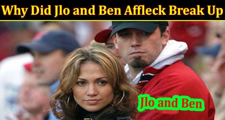 Latest News Jlo and Ben Affleck Break Up