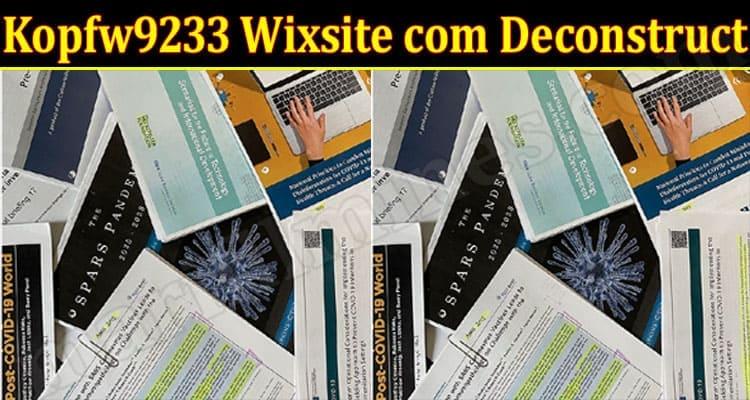 Latest News Kopfw9233 Wixsite com Deconstruct