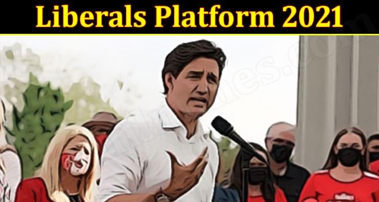 Latest News Liberals Platform