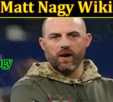 Latest News Matt Nagy Wiki