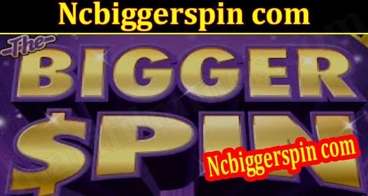 Latest News Ncbiggerspin