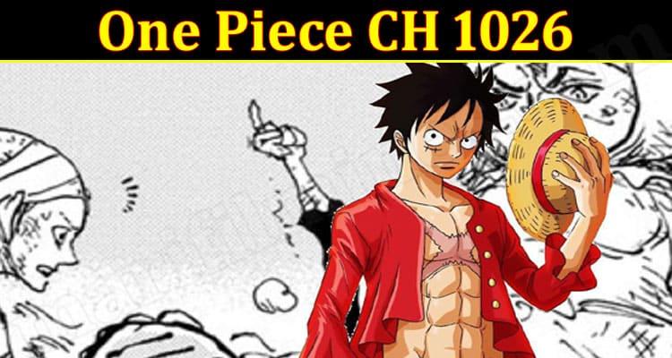 Latest News One Piece CH 1026