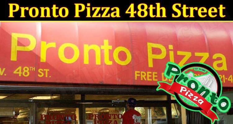 Latest News Pronto Pizza 48th Street