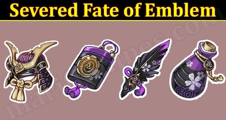 Latest News Severed Fate of Emblem