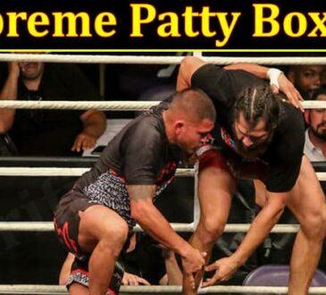 Latest News Supreme Patty Boxing