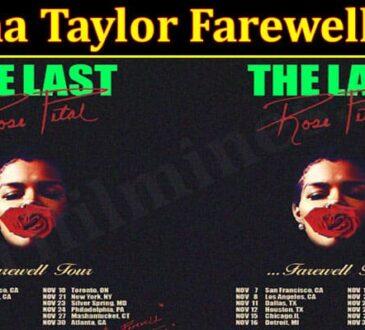Latest News Teyana Taylor Farewell Tour