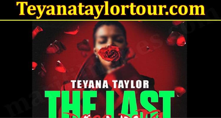 Latest News Teyanataylortour