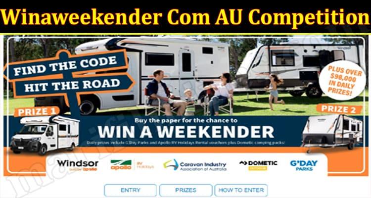 Latest News Winaweekender Com AU Competition