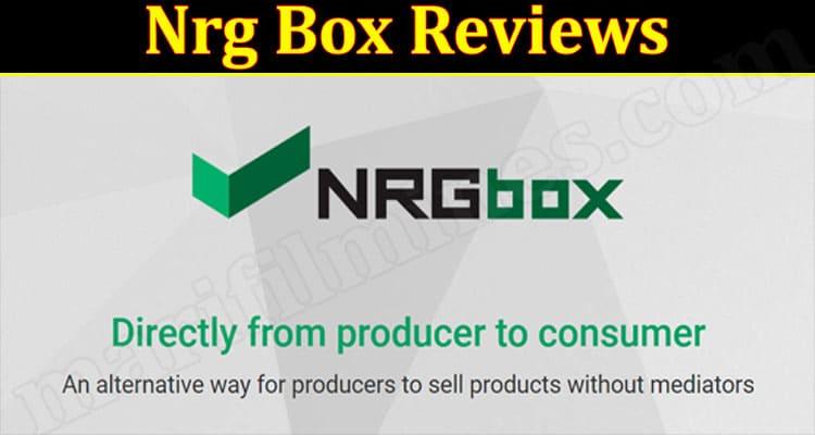 Nrg Box Online Website Reviews