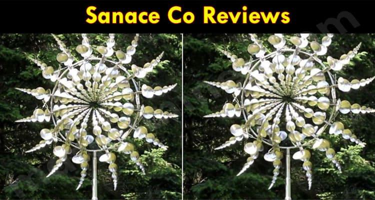 Sanace Co Online Website Reviews
