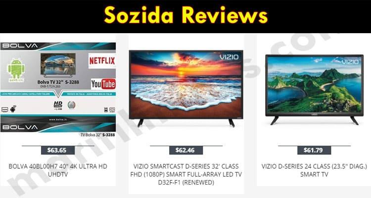 Sozida Online Website Reviews