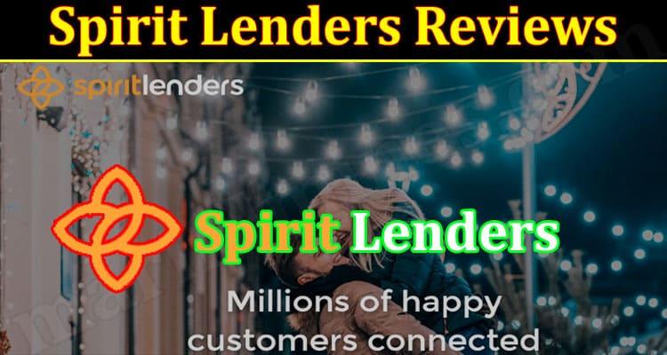 Spirit Lenders Online Website Reviews