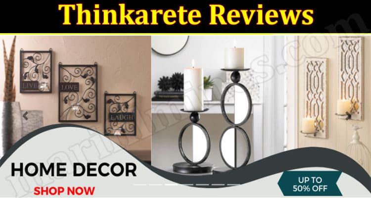 Thinkarete Online website Reviews