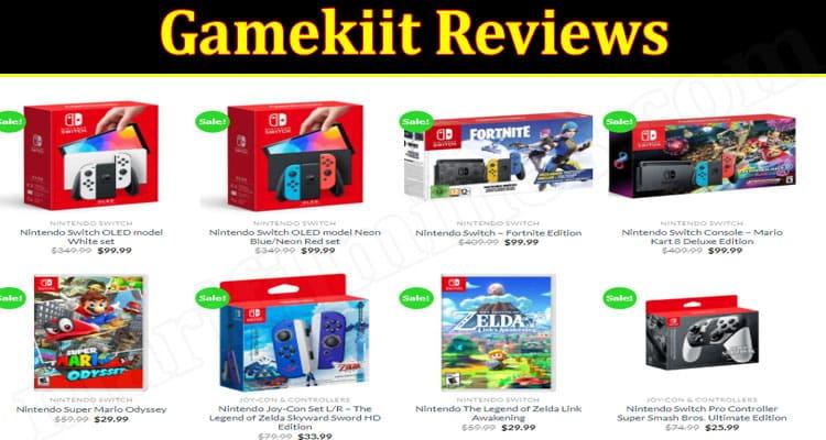Gamekiit Online Website Review
