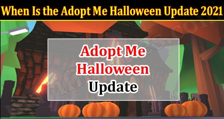 Gaming Tips Adopt Me Halloween Update