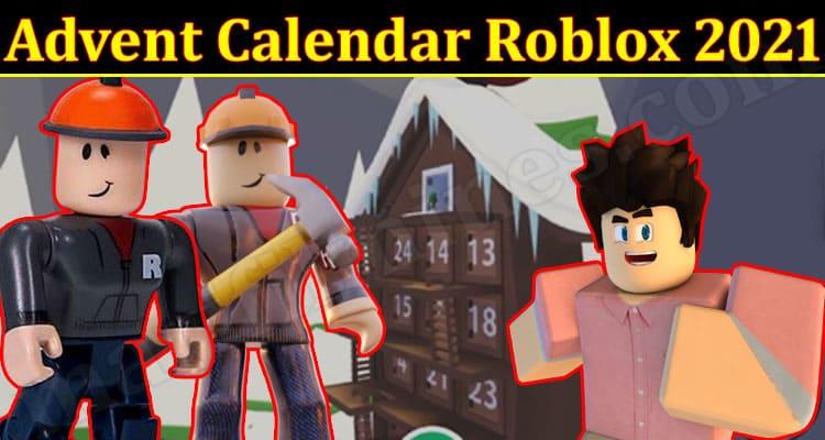 Gaming Tips Advent Calendar Roblox