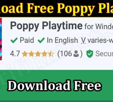 Gaming Tips Download Free Poppy Playtime
