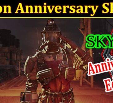 Gaming Tips Edition Anniversary Skyrim