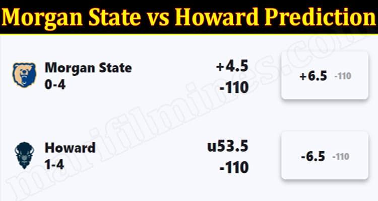 Gaming Tips Morgan State vs Howard Prediction