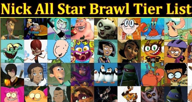 Gaming Tips Nick All Star Brawl Tier List