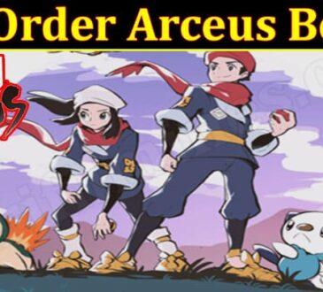 Gaming Tips Pre Order Arceus Bonus