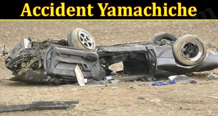 Latest News Accident Yamachiche