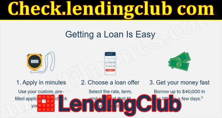 Latest News Check.lendingclub