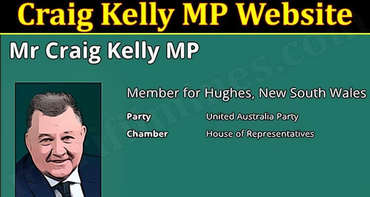 Latest News Craig Kelly MP Website