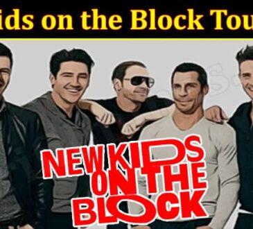 Latest News Kids on the Block Tour