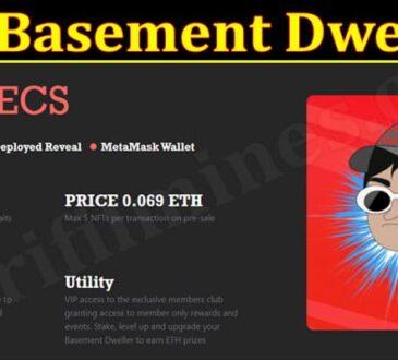Latest News NFT Basement Dwellers
