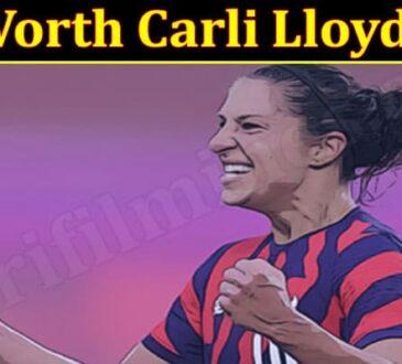 Latest News Net Worth Carli Lloyd