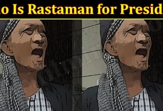 Latest News Rastaman for President