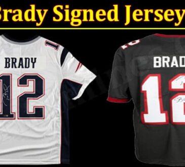 Latest News Tom Brady Signed Jersey Value