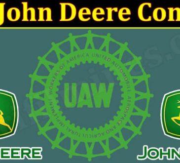 Latest News Uaw John Deere Contract