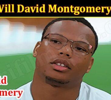 Latest News l David Montgomery Return