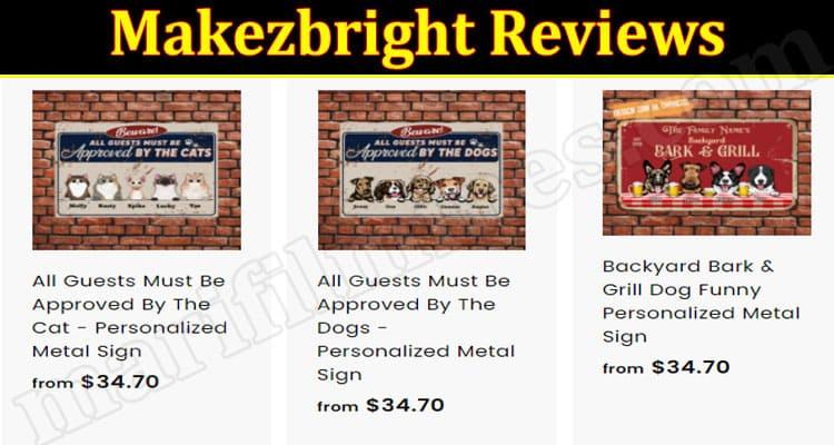 Makezbright Online Website Reviews